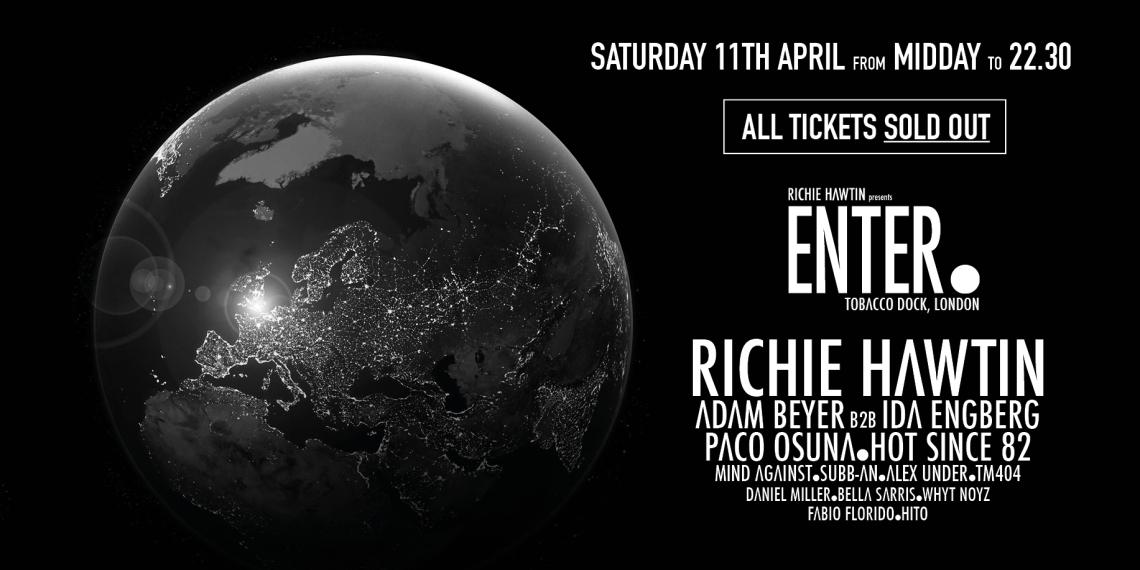 ENTER International London - Sold Out3 - Twitter Timeline